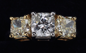 Diamond Engagement Rings at Biris Jewelers near Canton Ohio