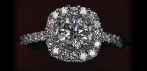 Custom Diamond Ring at Biris Jewelers near Canton Ohio