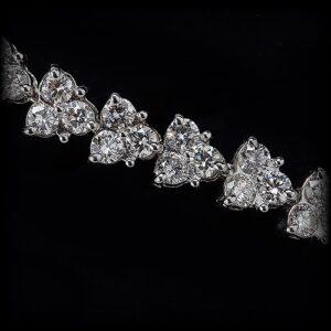 Diamond Tennis Bracelets found at Biris Jewelers near Canton, Ohio