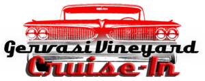 Gervasi Vineyard Cruise-In Logo