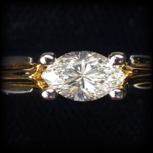 Oval cut Diamond Engagement Rings at Biris Jewelers in Canton Ohio