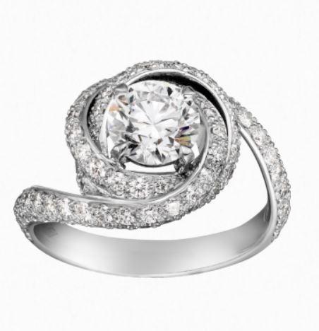 Cartier Diamond Engagement Rings