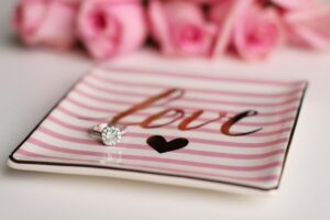 Love and Jewelry Go Hand-In-Hand