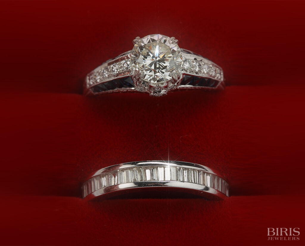 Engagement-Ring-diamond-engagement-and-band