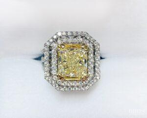 Diamond and Precious Stone Ring Setting