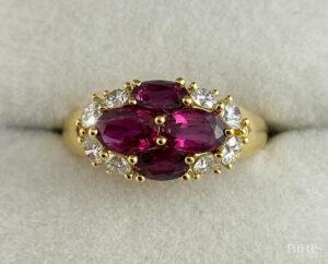 Diamond and Precious Stone Rings