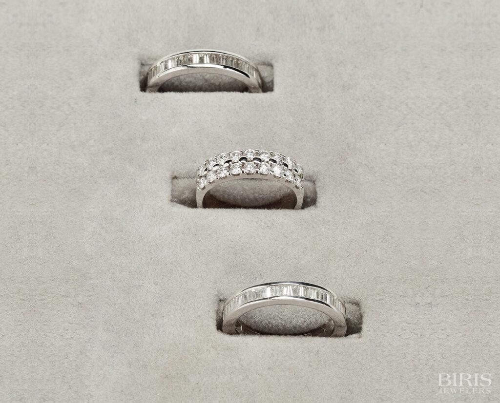 Victorian Diamon Engagement Rings