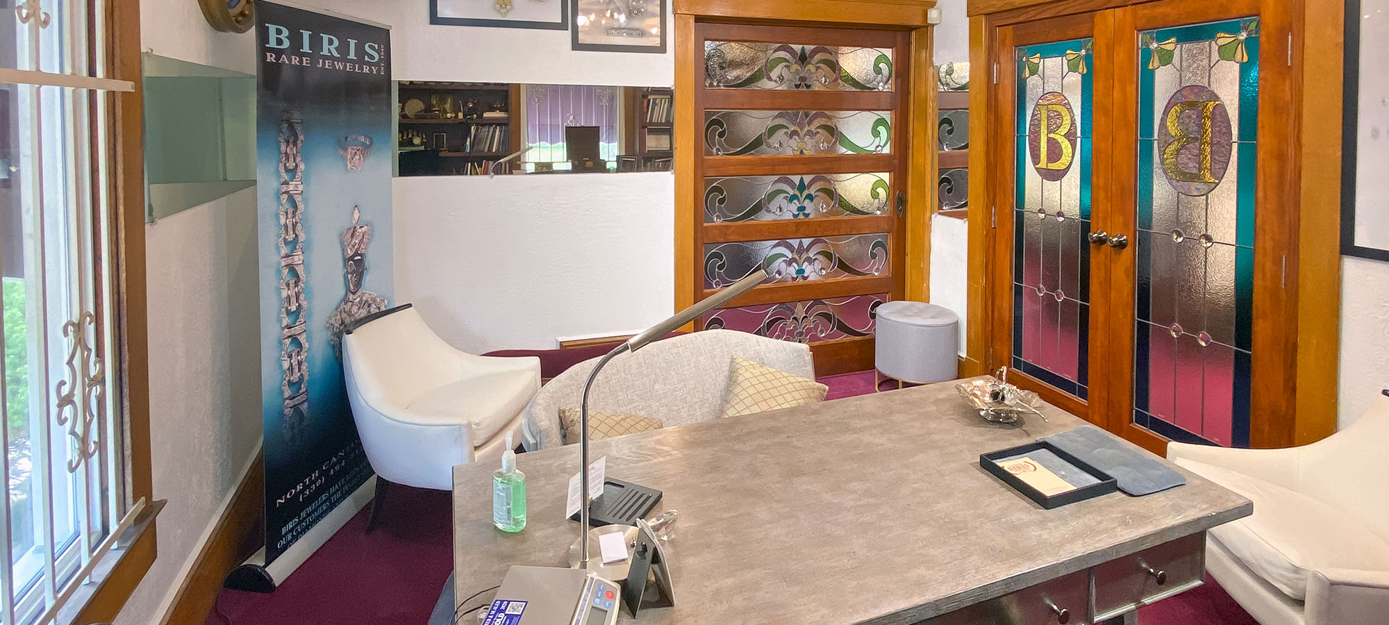 Biris Jewelers Private Viewing Rooms